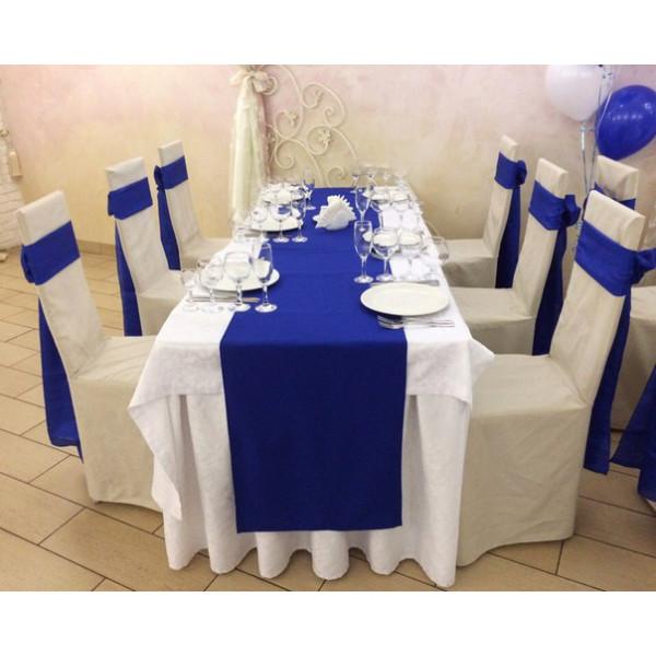 Оформление стола для гостей на 6 чел.
