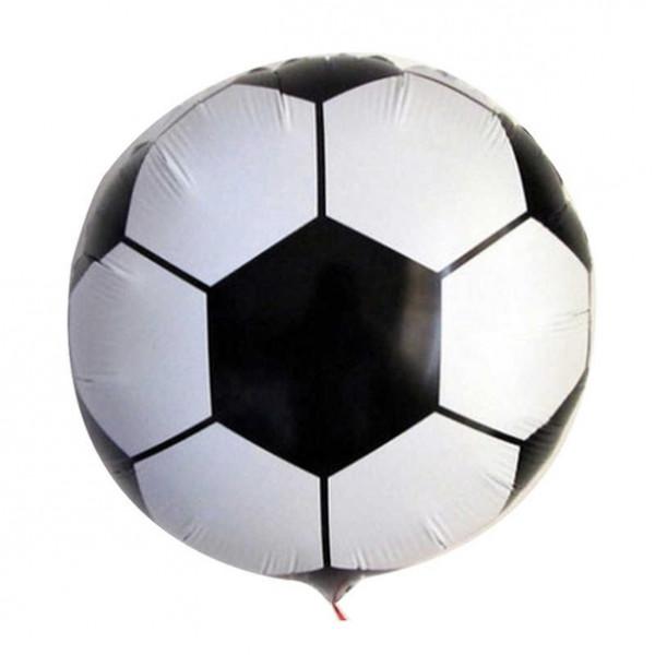 """Фольгированный шар """"Футбольный мяч"""""""
